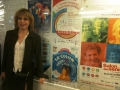 200 affiches dans le métro parisien