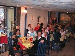 Déjeuner convivial du 2.10.2004