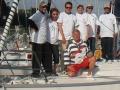 L'équipage d'ACS-France
