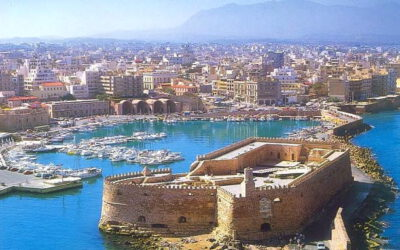 Conférence à Héraklion – Crète